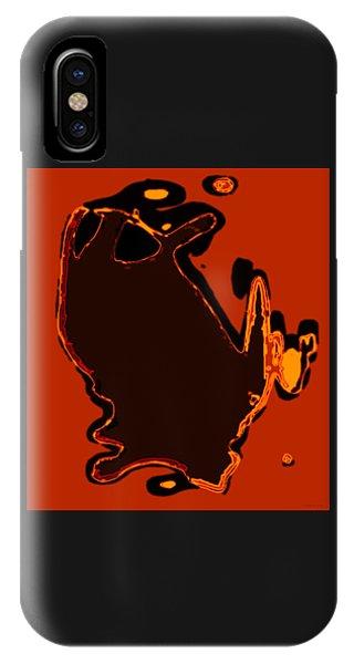 Aupre.com Arthouse iPhone Case - Orange by The Hari Rama