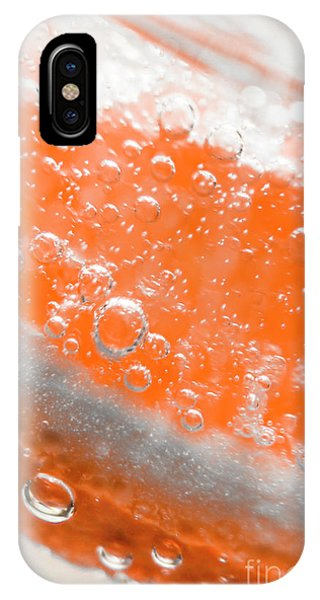 Mixed iPhone Case - Orange Martini Cocktail by Jorgo Photography - Wall Art Gallery
