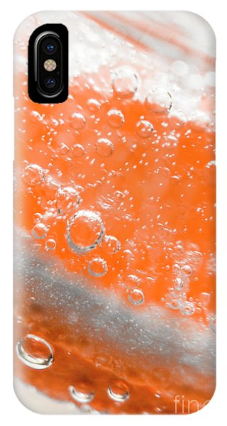 Martini iPhone Case - Orange Martini Cocktail by Jorgo Photography - Wall Art Gallery