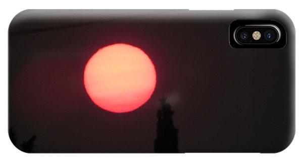 Orange Org IPhone Case