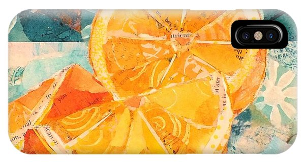 Orange You Glad? IPhone Case