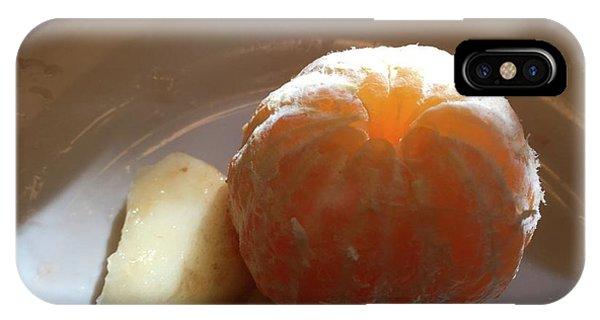 Orangepear IPhone Case