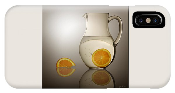 Oranges And Water Pitcher IPhone Case