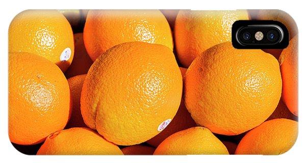 Oranges IPhone Case