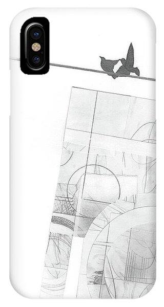 Orbit No. 3 IPhone Case
