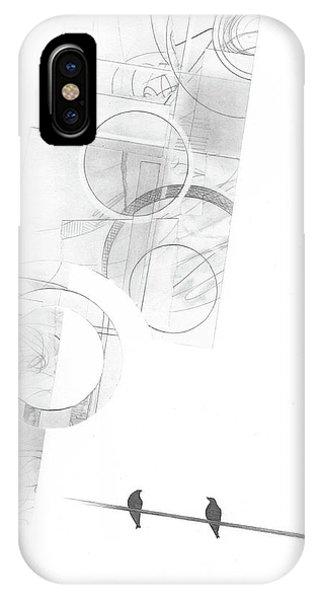 Orbit No. 4 IPhone Case