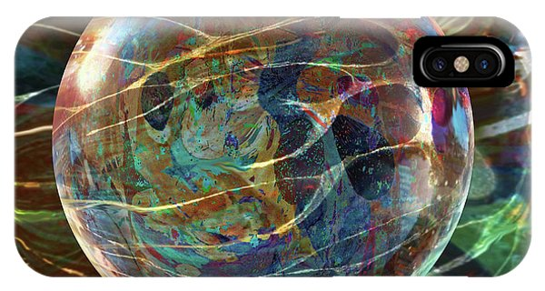 Orbital Flow IPhone Case