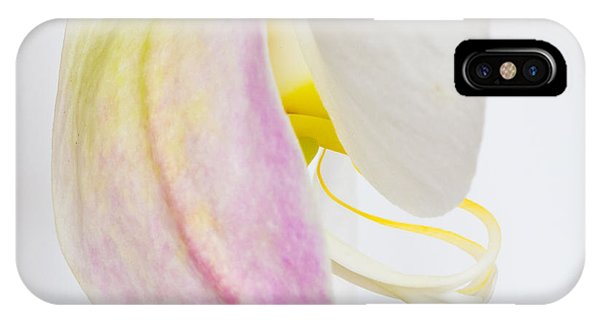 Orchid 3 IPhone Case