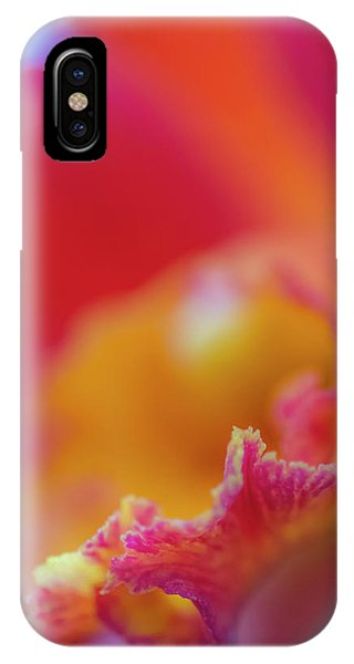 Orchid Detail IPhone Case