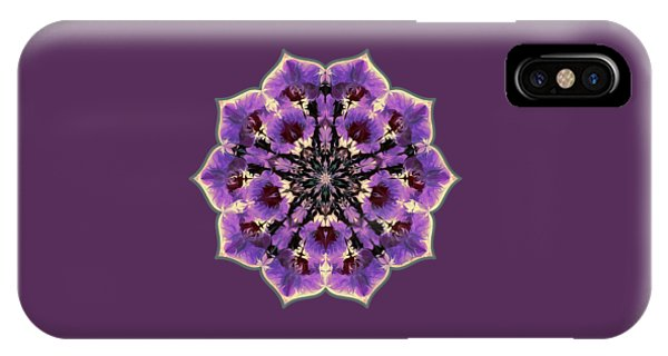 Orchid Lotus IPhone Case
