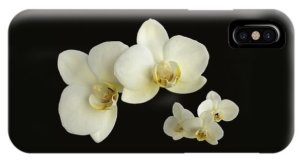 Orchid Montage IPhone Case