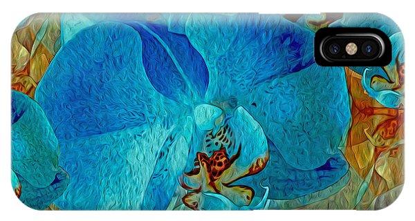 Orchid Reverie 10 IPhone Case