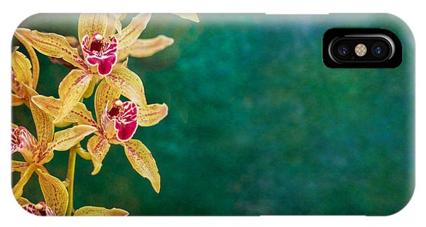 Orchids IPhone Case