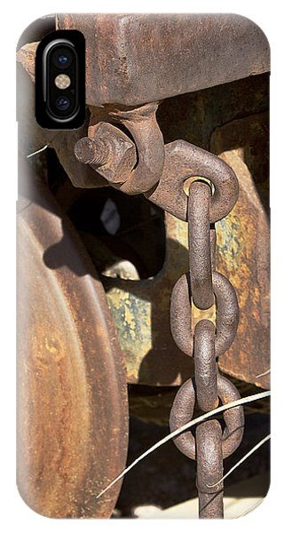 Ore Car Chain IPhone Case