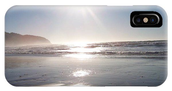 IPhone Case featuring the photograph Oregon Coast 13 by Deahn      Benware