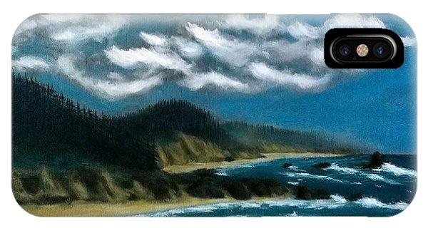 Oregon Coast IPhone Case