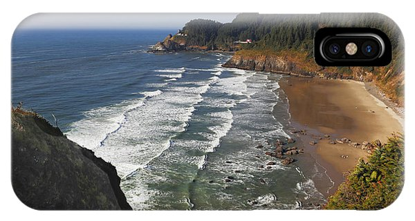 Oregon Coast No 1 IPhone Case