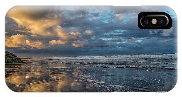 Oregon Coast Reflections IPhone Case