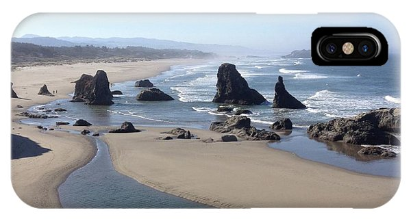 Oregon Coast Sea Stacks IPhone Case