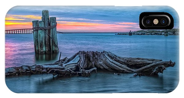 Oregon Inlet II IPhone Case