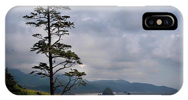 Oregon Ocean Vista IPhone Case