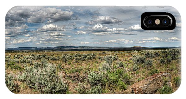 Oregon Outback IPhone Case