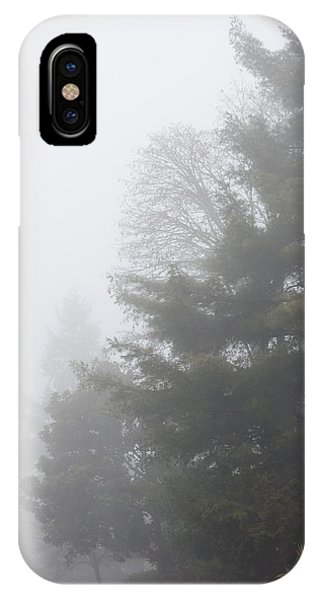 Oregon Winter IPhone Case