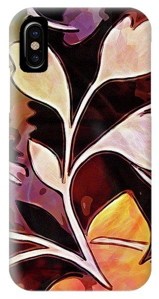 Organic Autumn IPhone Case