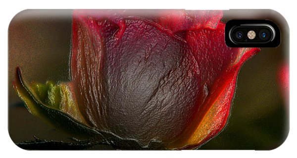 Organic Rose IPhone Case