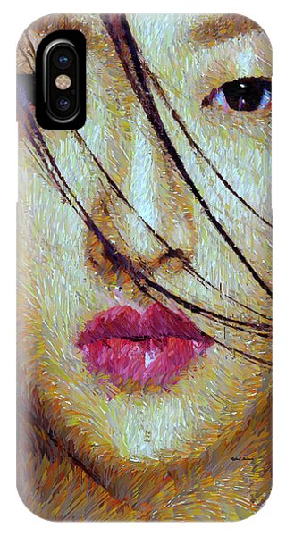 Oriental Expression 0701 IPhone Case