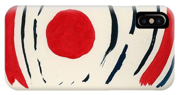 Oriental Sun IPhone Case