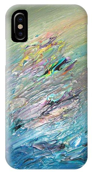 Original Abstract Masterpiece 1 IPhone Case