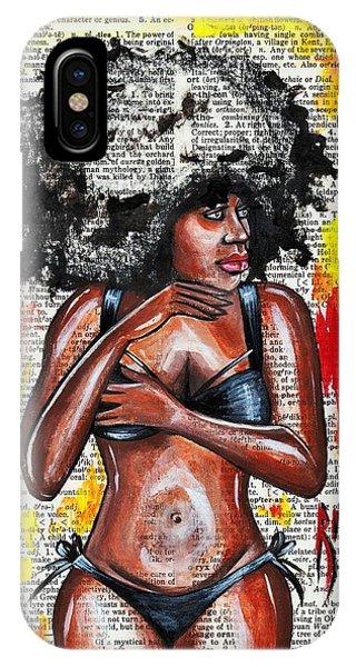 iPhone Case - Originality by Artist RiA