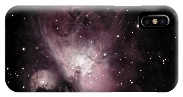 Orion Nebula M42 IPhone Case