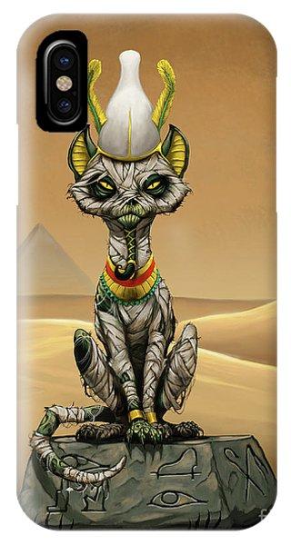 Osiris Egyptian God IPhone Case