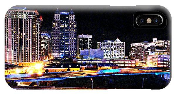 Orlando Skyline IPhone Case