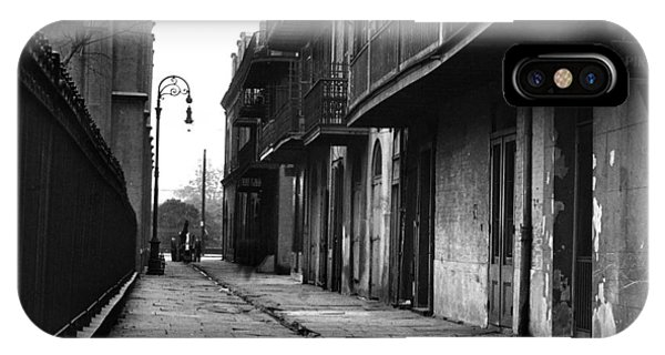 Orleans Alley IPhone Case