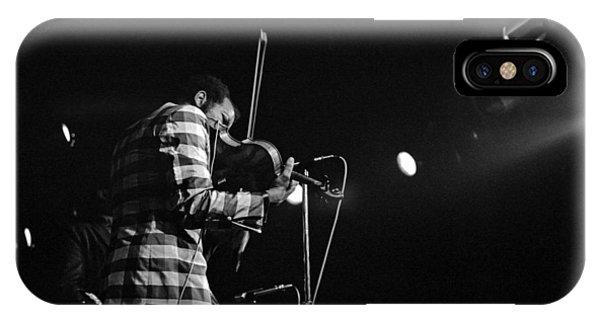 Ornette Coleman On Violin IPhone Case