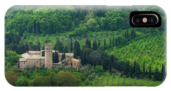 Orvieto Castle IPhone Case