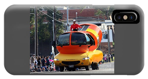 Oscar Mayer Wienermobile IPhone Case