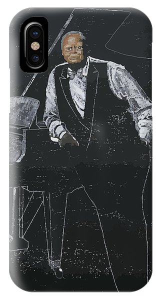 Oscar Peterson IPhone Case