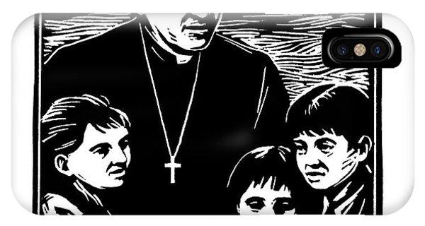 St. Oscar Romero - Jlosc IPhone Case
