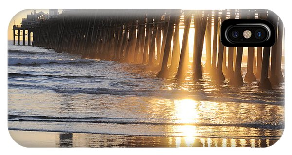 O'side Pier IPhone Case