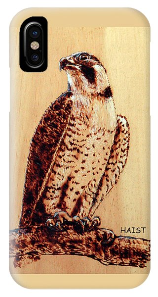 Osprey 2 Pillow/bag IPhone Case