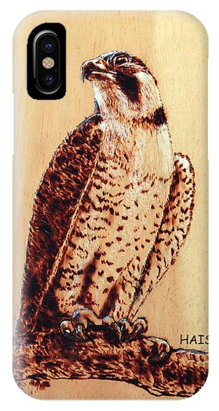 Osprey 2 IPhone Case