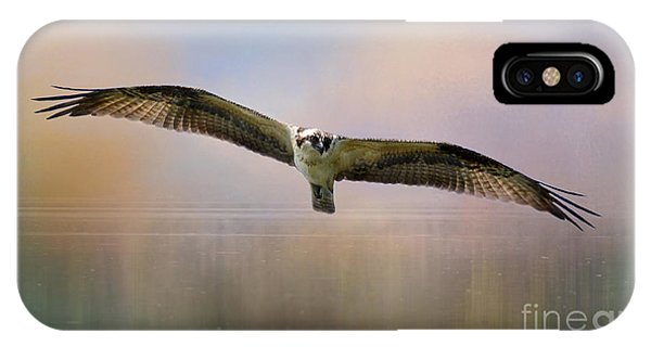 Osprey Over The Shenandoah IPhone Case
