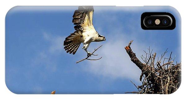 Osprey Teamwork IPhone Case