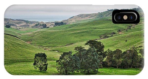 IPhone Case featuring the photograph Otago Peninsula II - New Zealand by Steven Ralser