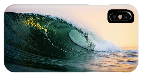 Waves iPhone Case - Other World by Ryan Moore
