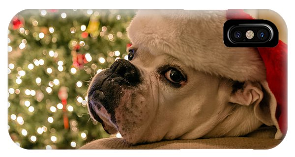 Otis Claus IPhone Case